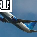 Объемы перевозок российских авиакомпаний за полгода выросли на 12,1%